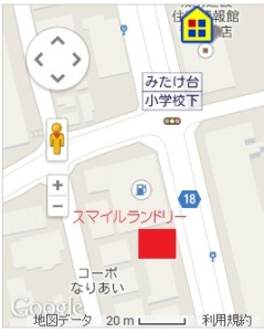 住宅情報館地図