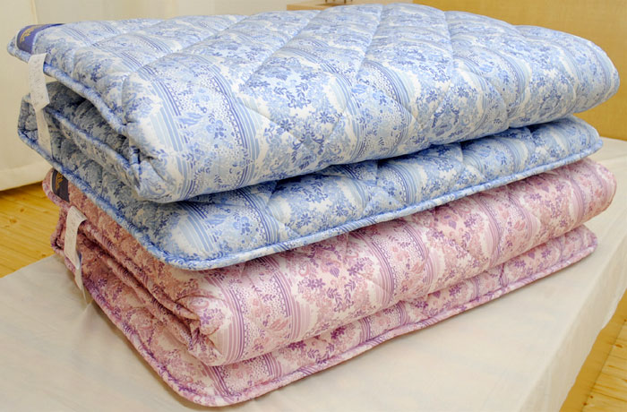 「敷き布団・毛布」洗濯ガイドのイメージ